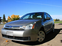 2008 Ford Focus SE Sedan - Recently Inspected!