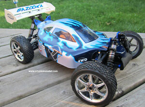 New RC Buggy/Car Brushless Electric BT9 Pro Version Bazooka Kitchener / Waterloo Kitchener Area image 4