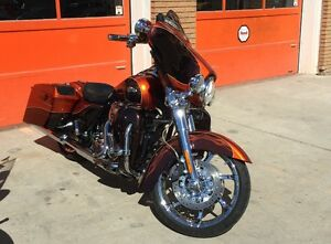 Rare 2012 CVO Street Glide - loaded with $12,000 of extras