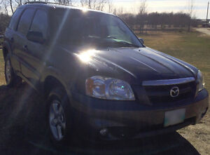 2005 Mazda Tribute SUV, Crossover - Safetied