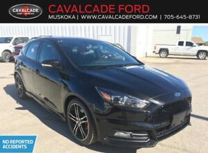 2015 Ford Focus Hatchback ST
