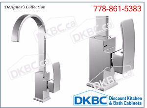 Designers Kitchen Faucets @DKBC-Discount Kitchen & Bath Cabinets