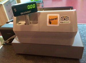 Caisse enregistreuse SHARP avec MEV et Imprimante West Island Greater Montréal image 3