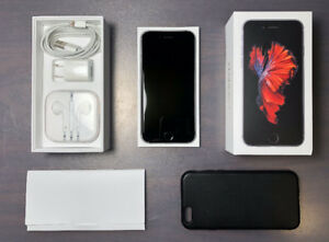 IPHONE 6S 64G LIKE NEW+ACCESSORIES INCLUDE+FREE CASE