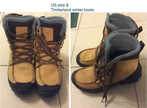 Water proof Timberland