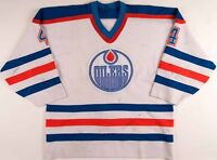 Edmonton Oilers Game Worn Jerseys