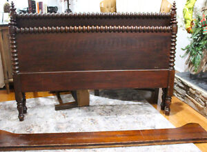 Beautiful Jenny Lind Double Bed