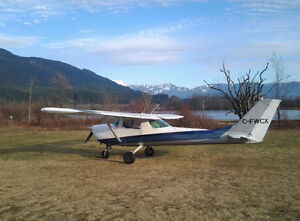 Cessna 150F, Inexpensive Time Builder/ Training Aircraft