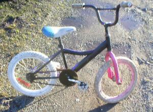 kids traning bikes sizes 12 to 16. 5 each