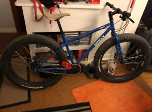 2015 Surly Pugsley with Internal Hub