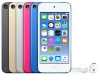 Ipod touch 16gb 6th gen