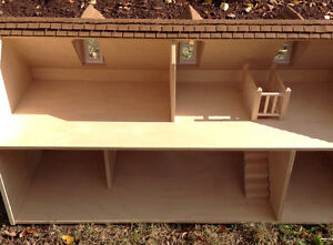 Heirloom quality new dollhouse Kitchener / Waterloo Kitchener Area image 2