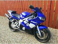 YAMAHA YZF R6 - 5EB CARB DELTABOX II MODEL - RECENT FULL SERVICE + TYRES