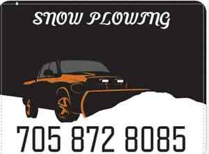 Residential snow plowing  Peterborough Peterborough Area image 1