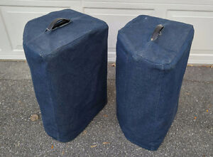 Covers for Traynor PA monitors