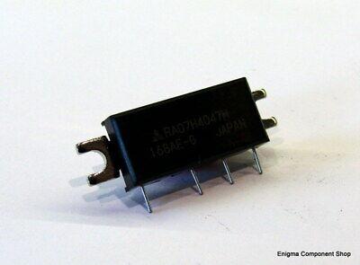 Genuine Mitsubishi Ra07h4047m Rf Power Amplifier Module. 70cm. Trusted Uk Seller