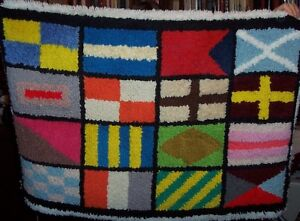 Hooked rugs – several to choose from – ONLY $25 each London Ontario image 2