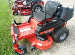 SIMPLICITY MOWER BLOW OUT SALE! BROADMOOR,Z-TURN COURIER, REGENT