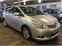 AA Inspected* 2009 Toyota Verso 1.6L Manual 7 Seater Low Mileage Seats