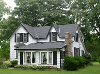 FABULOUS CENTURY HOME & ACREAGE....IN CHARMING DUNNVILLE ONTARIO