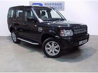 2010 Land Rover Discovery 3.0 TDV6 GS 5dr Auto 5 door Estate