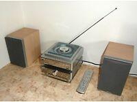 Hitatchi AX-M131U DAB / CD / MP3 / USB / Tuner / Radio Hi-Fi Stereo Compact System
