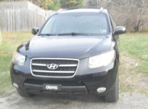 2007 Hyundai - Santa Fe SUV - Safety Inspected to August 2019