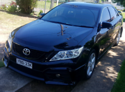 Toyota aurion zr6 2013 Wetherill Park Fairfield Area Preview