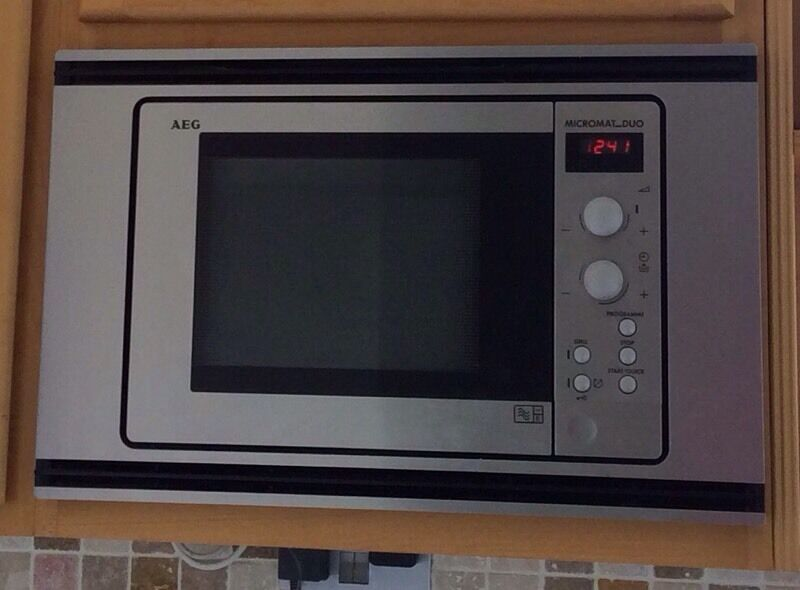 Aeg Microwave Oven In Frampton Cotterell Bristol Gumtree