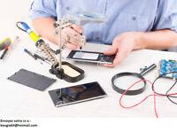 Technicien Reparateur Cellulaire , portable