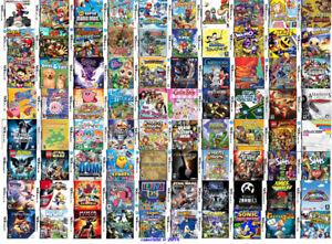 MULTIJEUX 1400 JEUX EN 1 - DS, DSI, DSIXL, 2DS, 3DS ET 3DSXL