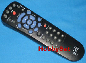 Original Bell ExpressVu TV Dish Network 103602 IR 1.5 Remote