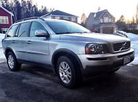 Volvo XC90 Luxury SUV in excellent condition will trade or sell