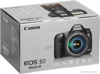 CANON EOS 5D MARK III ** New in the BOX **