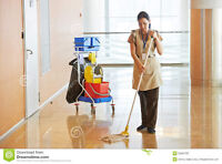 Weekend Cleaner Wanted
