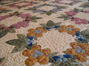 Springtime Cleaning of Comforters & Quilts