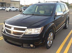 2009 Dodge Journey R/T (AWD,GPS,DVD,CAM,etc)