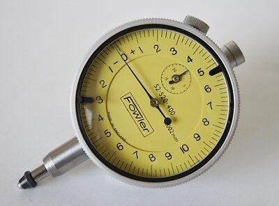 Fowler 5mm Dial Indicator .002mm Graduations England