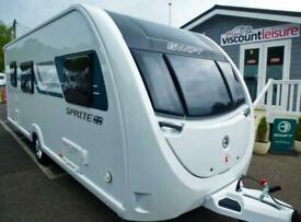 Swift Sprite Major 6 Caravan