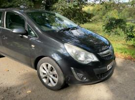 Vauxhall Corsa 1.3 cdti 62 reg
