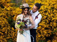 Wedding Photographer Specializing in Intimate, Outside Weddings