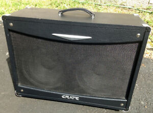 Cabinet Crate 2 x 12 Celestion G12T-75