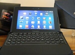 Blackberry Playbook 64 G and Wireless Keyboard and Case Kingston Kingston Area image 1