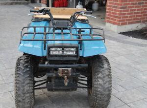 $1500 obo  1987 Yamaha 4x4