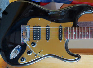 2006 FENDER STRATOCASTER DELUXE USA EDITION 60th