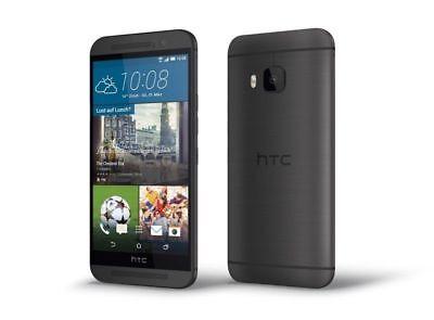 HTC ONE M9 32GB Gunmetal Gray (ohne Simlock) Neu OVP MwSt.