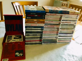 Stunning Bob Dylan CD Box set CD& Book collection in superb condition