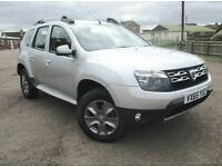 Dacia Duster 1.5dCi 110bhp Laureate Diesel Manual