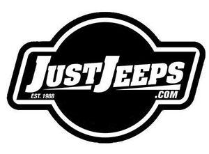 Just Jeeps 20FP Halifax