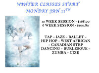 Adult Dance Classes at Dance Through Life!